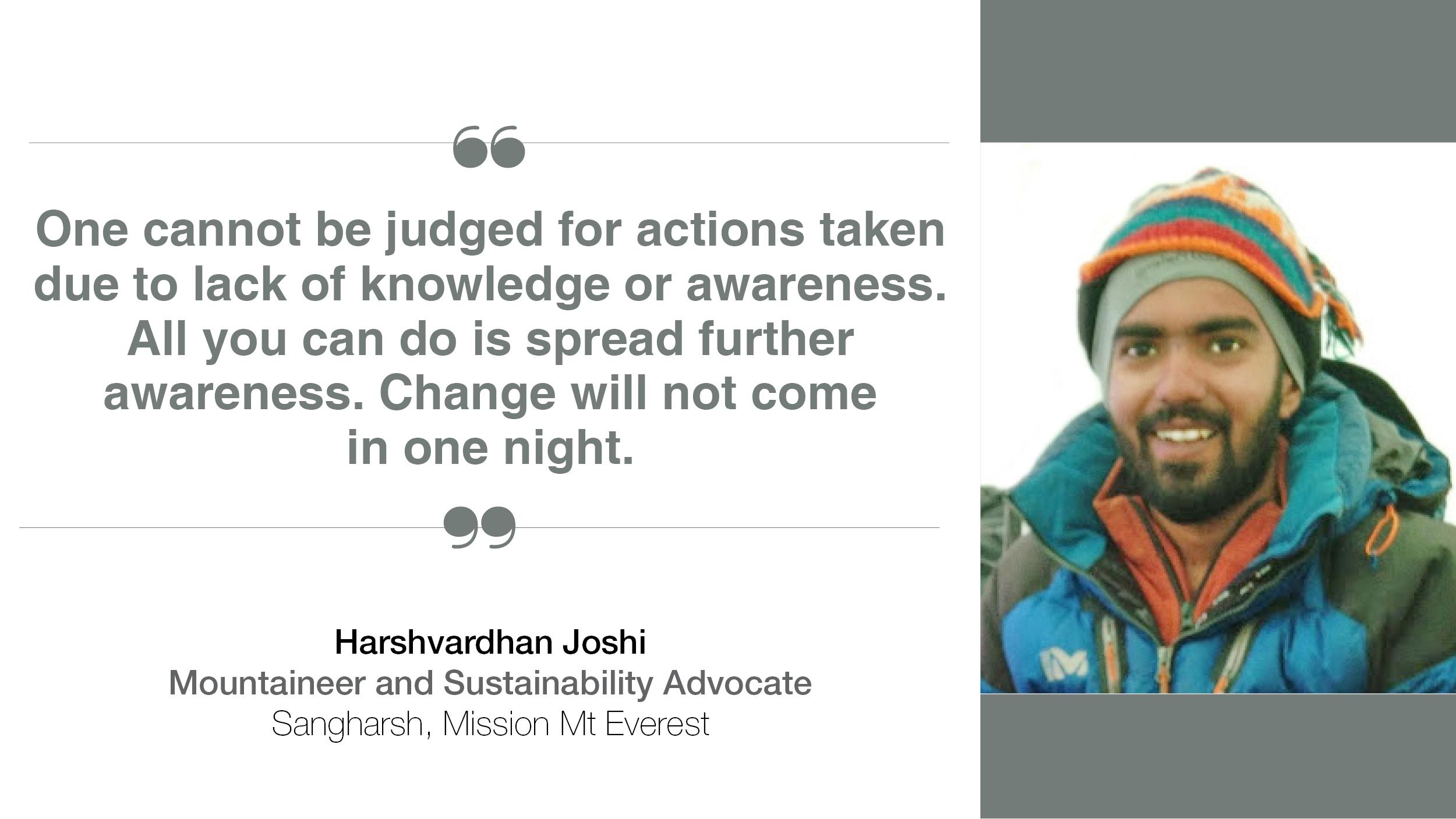 Harshvardhan Joshi